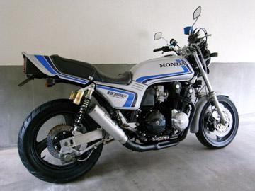 CB750F