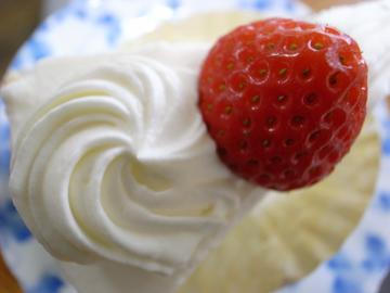 春はケーキ