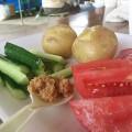 夏野菜まつり