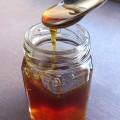 アメリカから蜂蜜