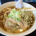 自家製太麺・渡辺